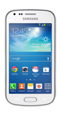 Samsung Galaxy Trend Plus Blanco.