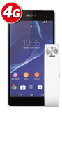 Sony Xperia Z2 Blanco + Smart Band