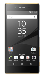 Sony Xperia Z5 Gold + Auriculares Sbh20