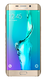 Samsung Galaxy S6 edge + 64GB Gold