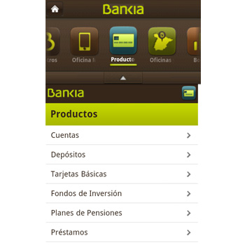 Vodafone for Bankia empresas oficina internet