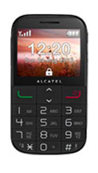 Imagen terminales alcatel 20.00 ds2 VF para tods